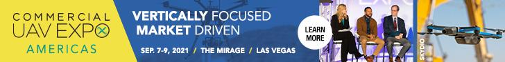 Commercial UAV Expo Americas 2021