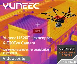 Yuneec H520E radiometric